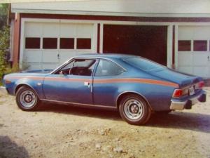nancys old car