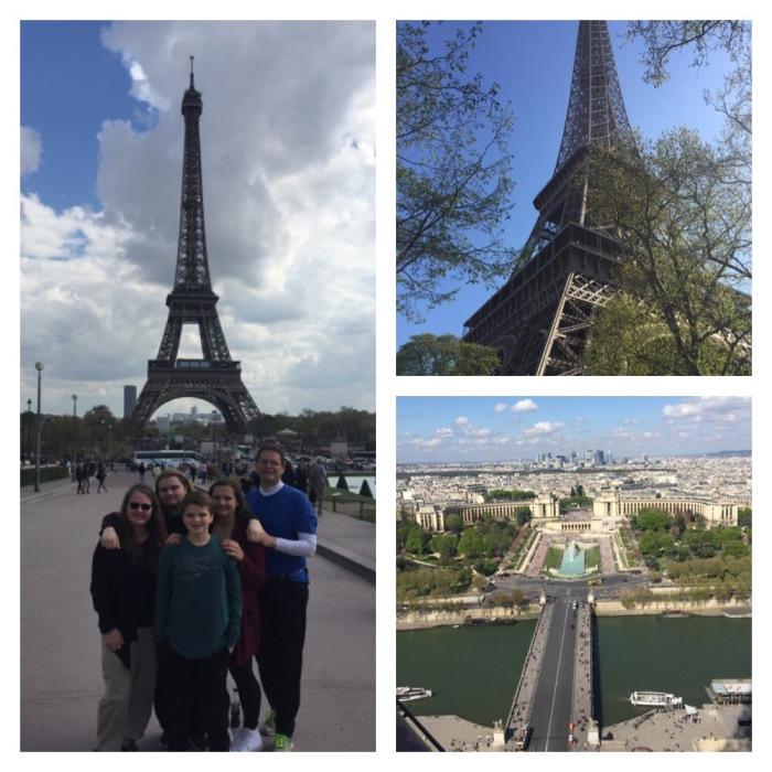 European Vacation: First day inParis…