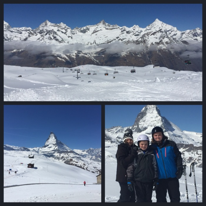Remember the time we lost our 12 year old in the SwissAlps?